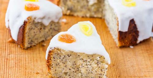 Hahaşlı kek tatlısı için 9 malzeme!
