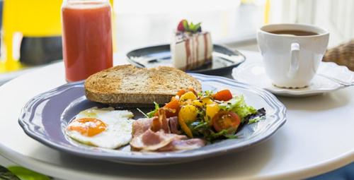 En hızlı kahvaltılık keyfi: Fit pankek tarifi