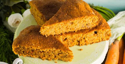 Yumuşacık havuçlu kek tarifi!