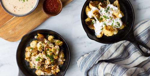 Bu tada bayılacaksınız: Yoğurtlu mantar tarifi