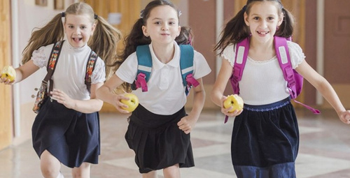Sırt çantası çocuklar için hayati değer taşıyor!