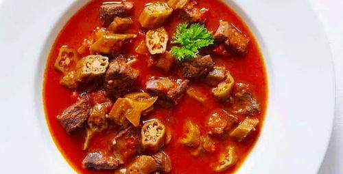 Bamya çorbasını birde bu tarifle deneyin!