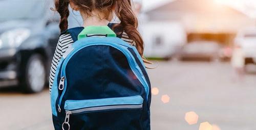 Okula giden çocuklar için sağlıklı beslenme çantası!