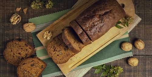 Yumuşacık cevizli kek tarifi!