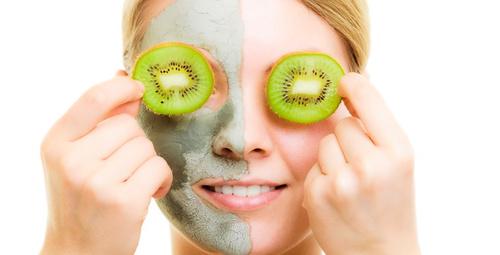 Kivi maskesi ile cildiniz ışıl ışıl olacak!