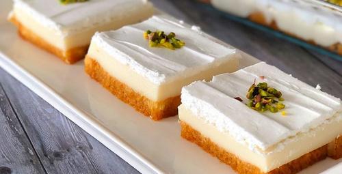 Şerbetli tatlıların en kolay tarifi etimek tatlısı!