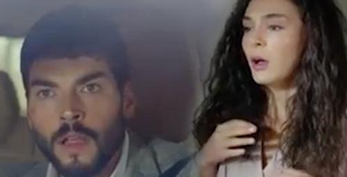 Hercai 13. bölüm 2. fragmanda Miran ve Reyyan'ın aşkı yarım kalıyor!