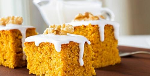 Hem lezzetli hem doyurucu: Havuçlu kek tarifi