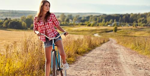 Bisiklet sürmek çağımızın o hastalığını yeniyor!