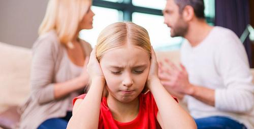 Evdeki tartışma çocuğun geleceğini değiştiriyor!