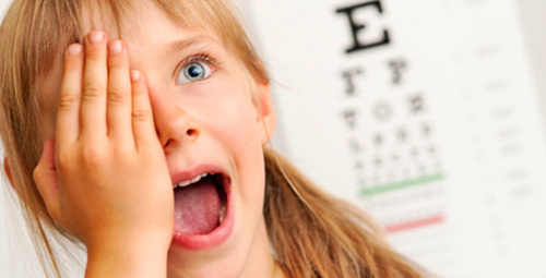 Çocuğunuza daha az göz kırpıyorsa dikkat!