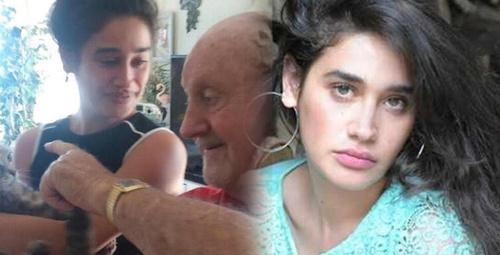 80 yaşındaki biriyle evlenen oyuncu son haliyle takipçilerini korkuttu