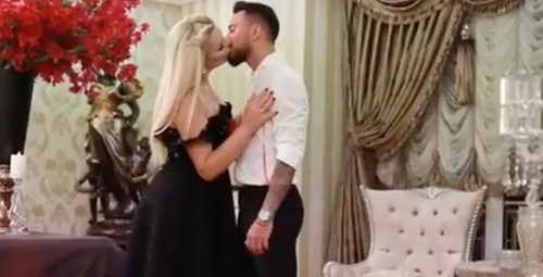 Selin Ciğerci'nin kız isteme töreni videosu sosyal medyayı salladı!