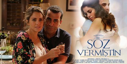 Gözyaşlarının sel olacağı 'Söz Vermiştin' filminin teaserı yayınlandı!