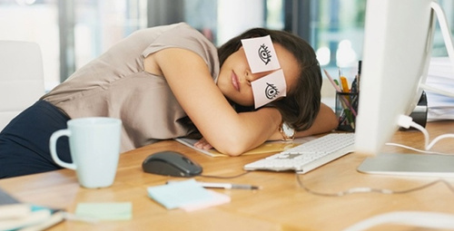 Kendinizi sürekli yorgun hissediyorsanız...