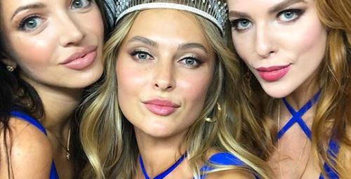 Yaşayan en güzel Rus seçilmişti! Paylaşımlarıyla sosyal medyayı yıktı