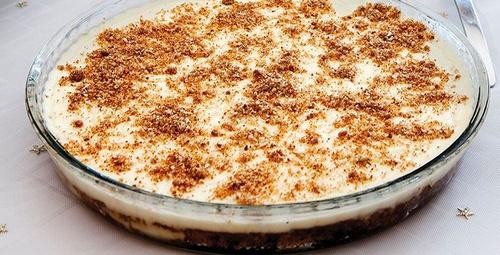 Böylesini yemediniz: Muhallebili incir tatlısı