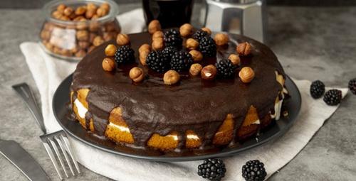 Kolay tarif; kahveli kek!