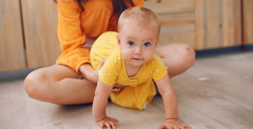 Bebeğinizin kafasında şekil bozukluğu varsa dikkat!