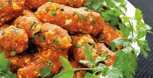 Urfa'nın enfes lezzeti: Yumurtalı köfte