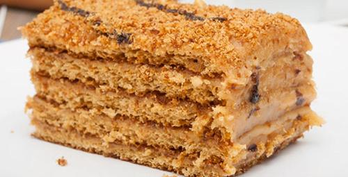Leziz mi leziz: Ballı Rus pastası