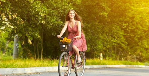 Bisikleti hayatınıza dahil etmek için 10 neden!