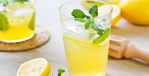 Her gün limon suyu için! Sonuç inanılmaz!