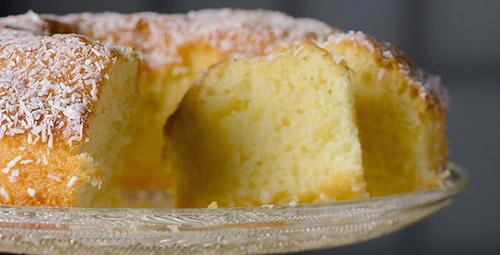 Dünyanın en yumuşak keki: Bizcocho tarifi