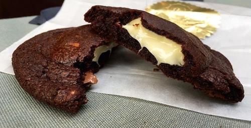 Beyaz çikolatalı Hollanda lezzeti: Van stapele kurabiyesi