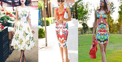 Bu senenin trendi: Çiçek desenli kıyafetler