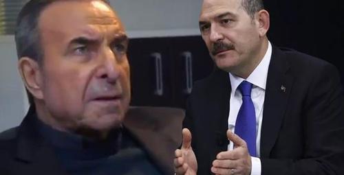 Bakan Soylu'dan Arka Sokaklar paylaşımı: Eyvallah Rıza Baba!