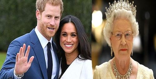 Prens Harry ve Megan Markle'dan Kraliçe'ye sert sözler!