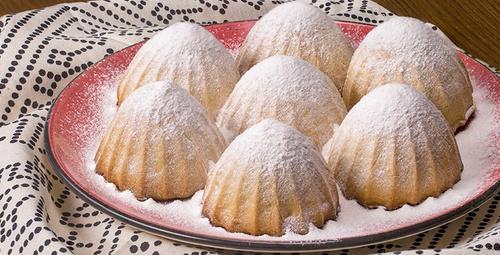 Böylesini yemediniz: Kartopu kurabiyesi