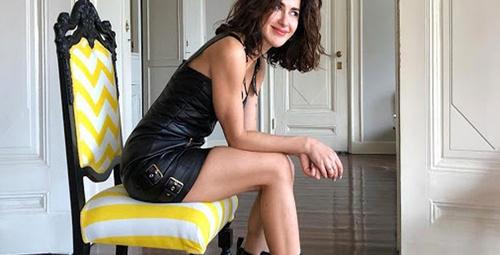 Nesrin Cavadzade'den sokağa çıkma yasağına güldüren yorum!
