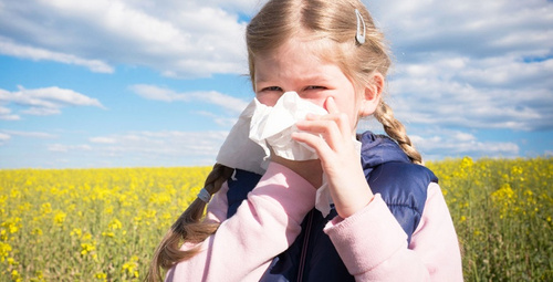Bahar alerjisini soğuk algınlığı ile sakın karıştırmayın!