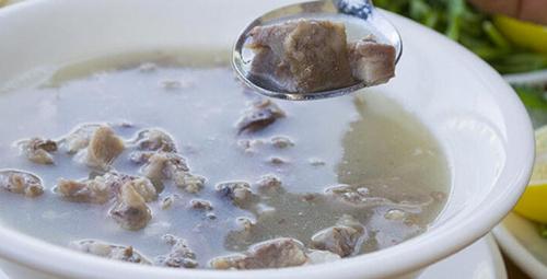 Hastalıklardan koruyan tat: Kelle paça çorbası