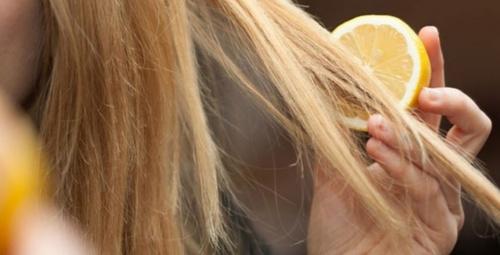 Limonun saçlara faydasına inanamayacaksınız!