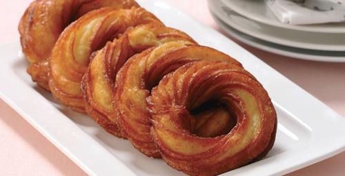 Çıtır çıtır lezzet: Halka tatlısı tarifi