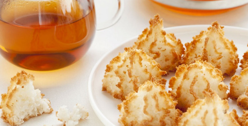 Sadece 3 malzemeyle: Congolais (koko) kurabiye tarifi