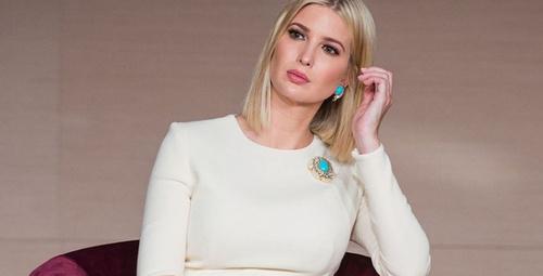 Trump'ın güzeller güzeli kızı Ivanka, estetiksiz haliyle şoke etti!