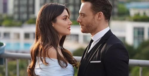 Murat'tan ayrılan Hande'nin Kerem Bürsin'le öpüşme videosu olay oldu!