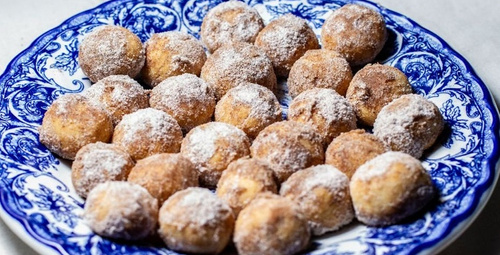 Uzun süren tazelik: Tarçınlı lokmalık kurabiye