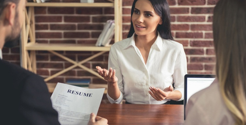 İş görüşmesinde sorulan zor soruları yanıtlamanın 5 yolu!