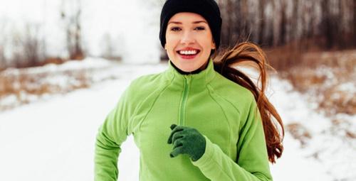 Kışın koşmadan önce bunlara dikkat edin!