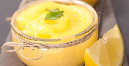 Görsel şölen: Limonlu süt tatlısı tarifi