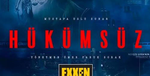 Exxen dizisi Hükümsüz ilk fragmanı yayınlandı!