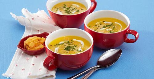 İçinizi ısıtacak lezzet: Balkabaklı kış çorbası