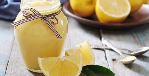 Sadece 4 malzemeli: Limon peltesi