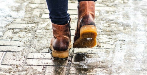 Karda düşmeden yürümenin 10 kuralı!