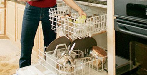Bulaşık makinesi böyle yerleştirilir!